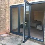 thinnest bifolding doors