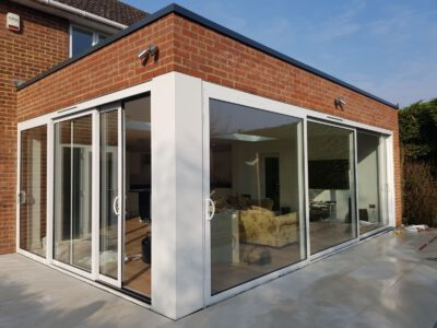 Schuco lift and slide doors