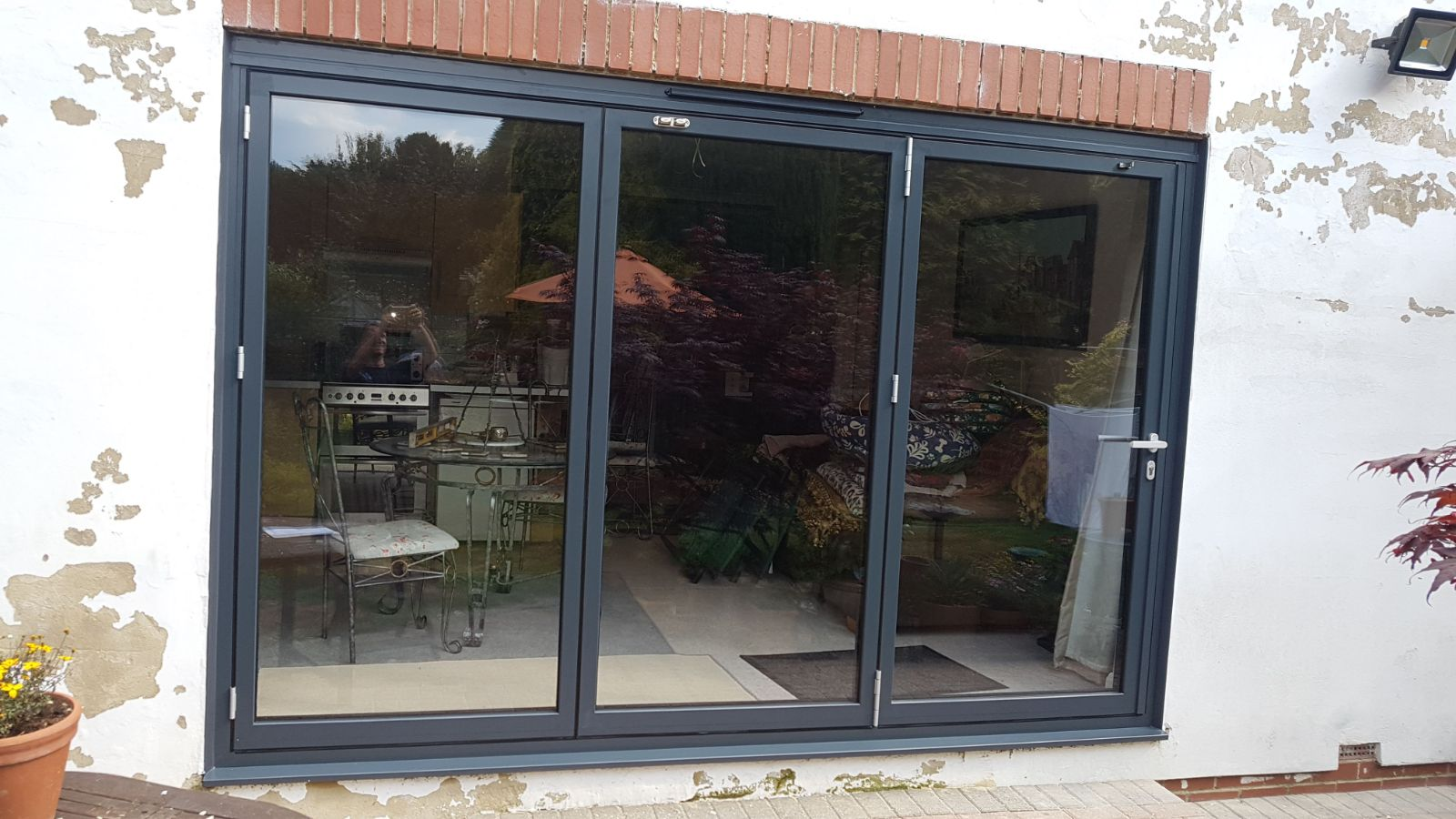 Tadworth Schuco Bifolding And French Doors Aspire