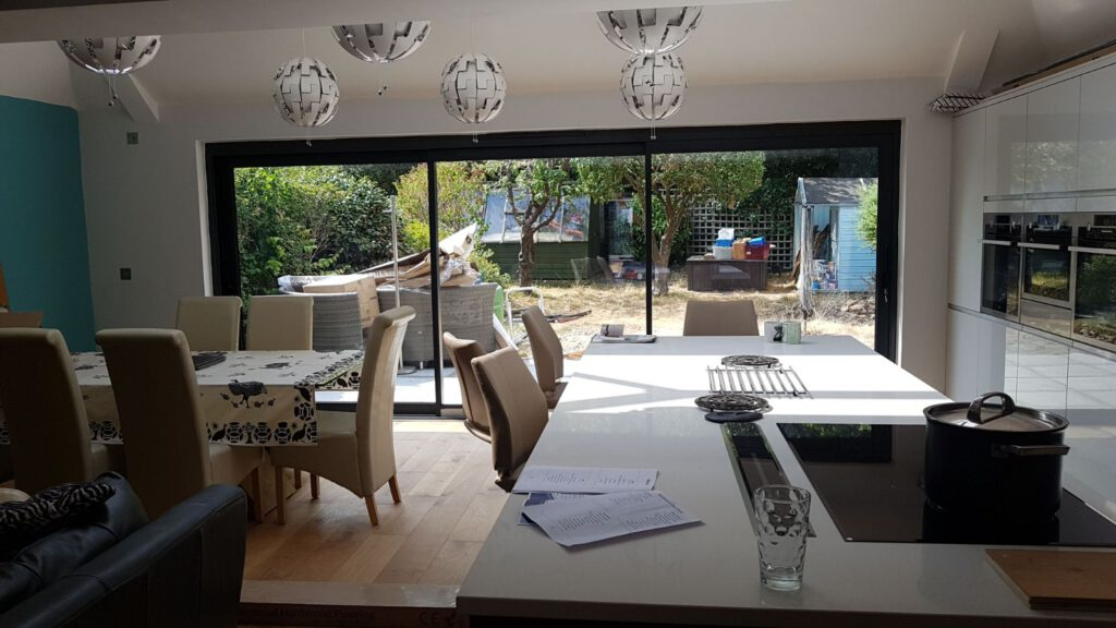 Lift and Slide Patio Doors