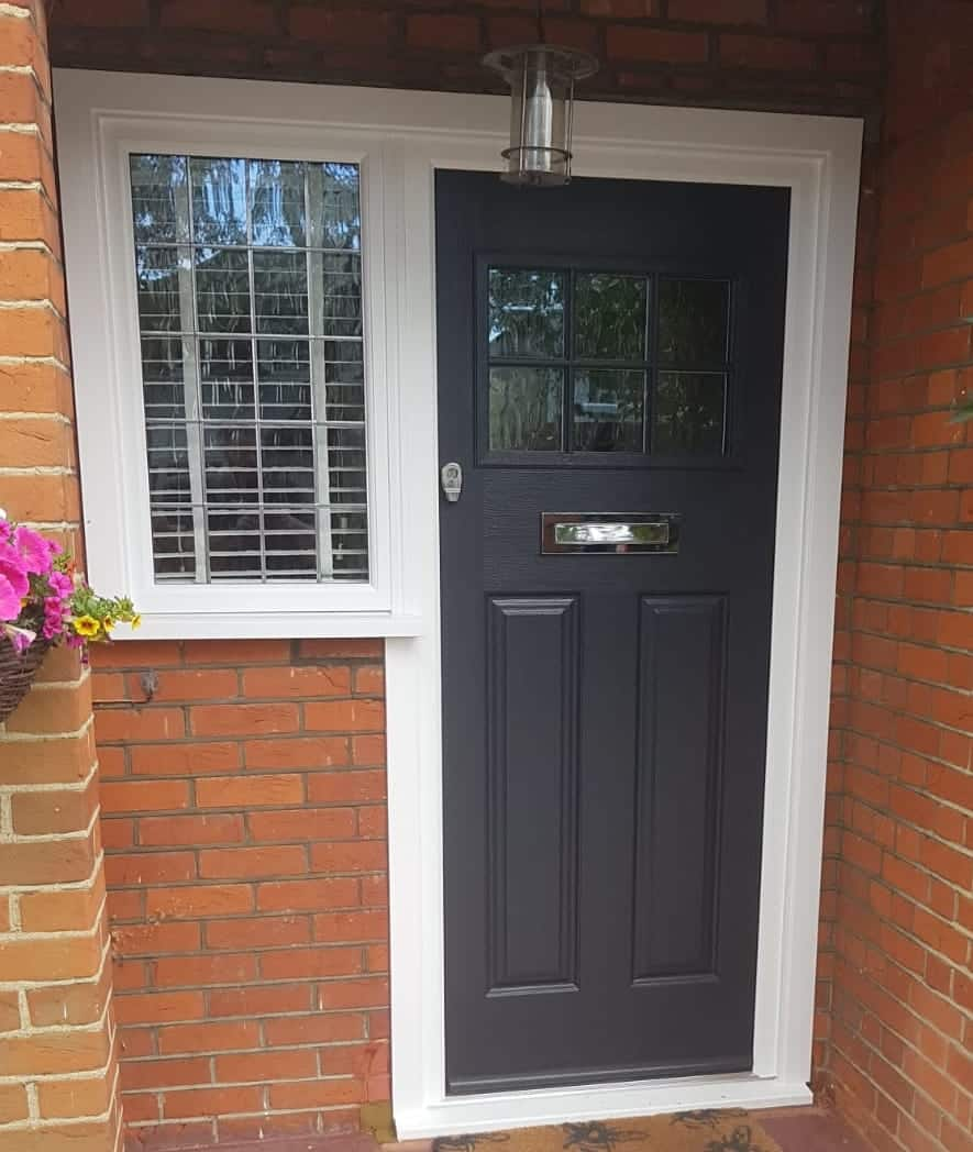 endurance composite door in Sutton