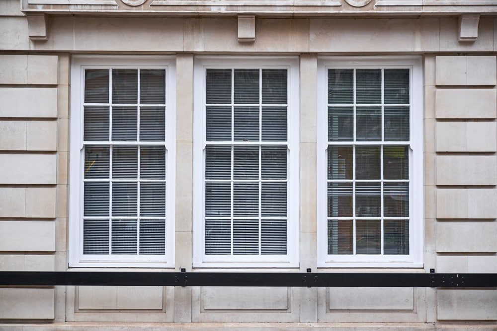 VS 600 sliding sash windows