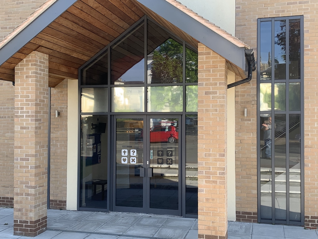 commercial doors and shopfronts